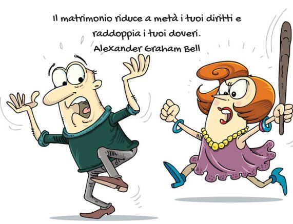 Auguri Matrimonio Vignette : Centro permaflex avere un marito