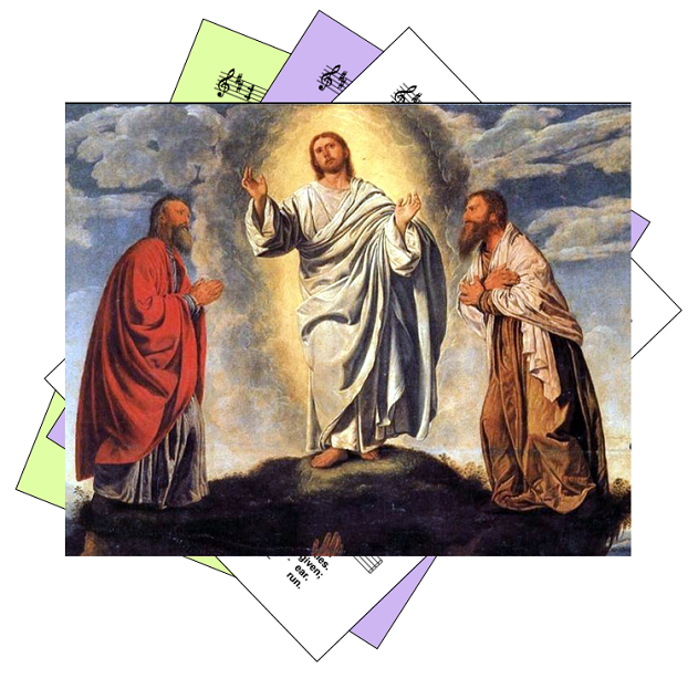 Old Calendar Transfiguration Transfiguration Of Jesus Wikipedia Liturgytools Hymns For The Transfiguration Of The