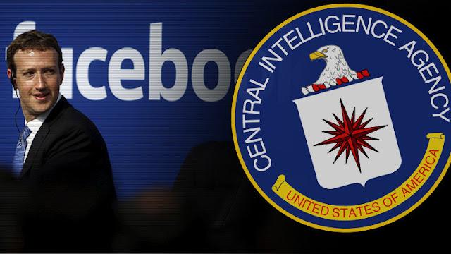 """El """"fundador"""" fugitivo de Facebook dice que quieren matarlo por los vínculos de la red con la CIA"""