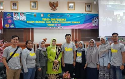 Getar Lampung Dukung Komitmen Pemerintah Selamatkan Generasi Dari Bahaya Rokok