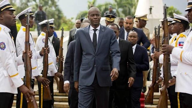Αϊτή: Δολοφονήθηκε ο πρόεδρος της χώρας Ζοβενέλ Μοΐζ μέσα στο σπίτι του