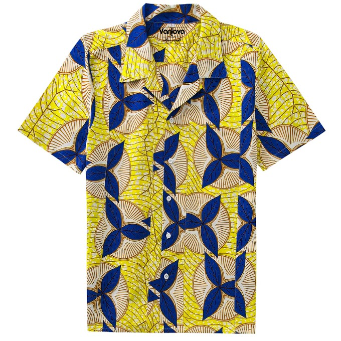kitenge shirt