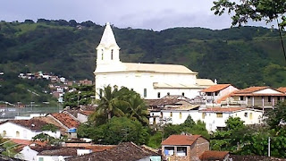Foto da cidade da Cachoeira