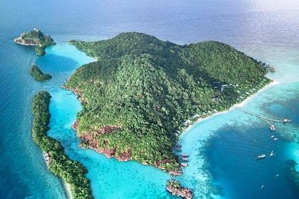 10 Pulau Terpencil Di Indonesia Untuk Liburan Yang Anti-Mainstream
