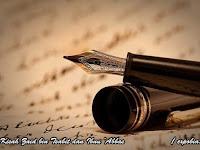 Kisah Zaid bin Tsabit dan Ibnu 'Abbas