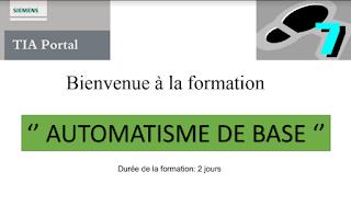 """Formation """"AUTOMATISME DE BASE"""""""