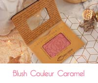 Blush Couleur caramel