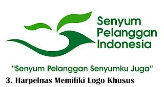 Harpelnas Memiliki Logo Khusus merupakan salah satu fakta menarik Hari Pelanggan Nasional