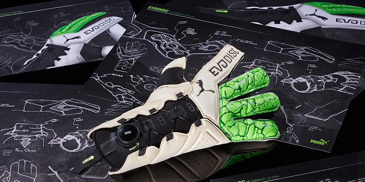 405af8460 Puma Launches All-New evoDISC Gloves - Footy Headlines