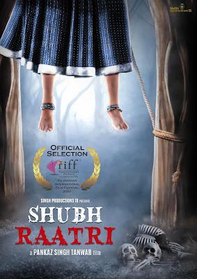 Shubh Raatri (2020) Hindi 720p x264   HEVC x265 WEB HDRip 350Mb   250Mb