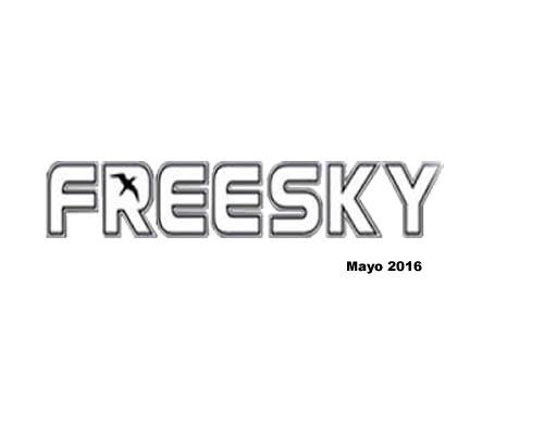 Actualización Freesky 2016
