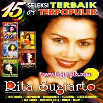 Lagu Dangdut Lawas Rita Sugiarto Album 15 Seleksi Full Album Terpopuler