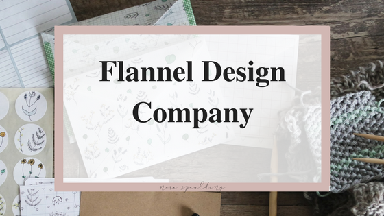 Flannel Design Co. Etsy Shop: Review