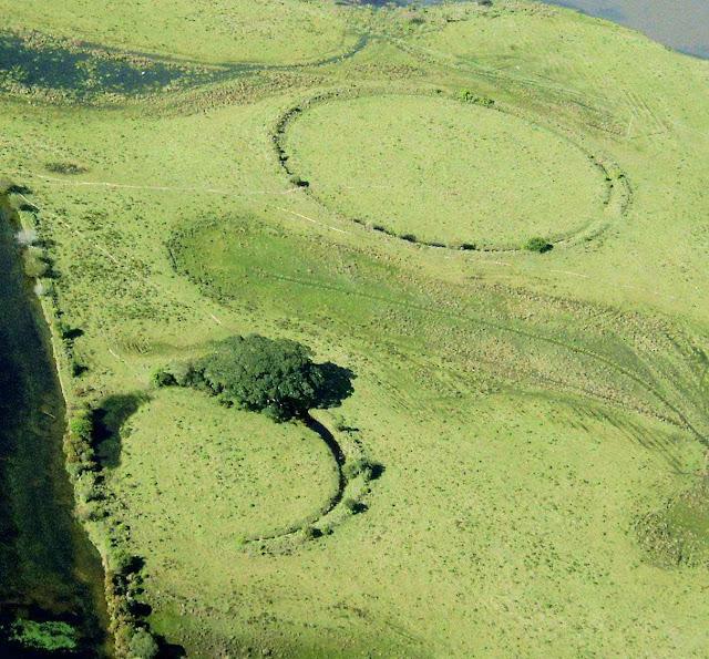Geoglifos no Alto Xingu