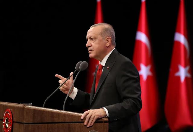 Ο Ερντογάν θέλει ένταση για να εκβιάζει…
