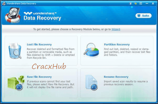 wondershare data recovery serial key and email
