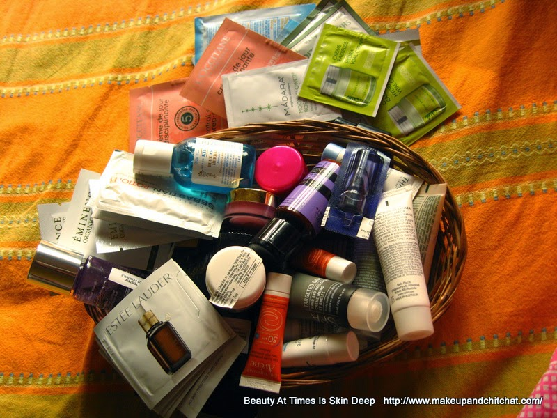 Beauty Samples India