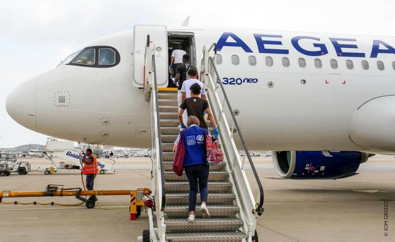 Οργανισμοί του ΟΗΕ καλωσορίζουν την πρόσφατη μετεγκατάσταση ασυνόδευτων παιδιών από την Ελλάδα