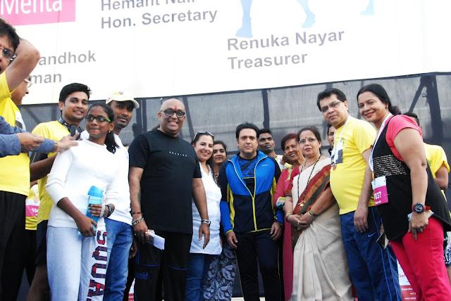 Hemant Nair, Govinda &Smt. Jyotsna A. Dighe