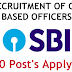 SBI RECRUITMENT OF CIRCLE BASED OFFICERS 3850 Posts Apply Now