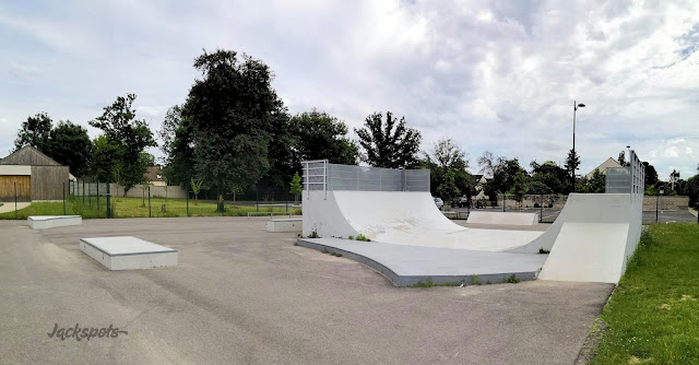 Skate park Bourron Marlotte