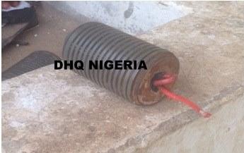 cluster bomb boko haram