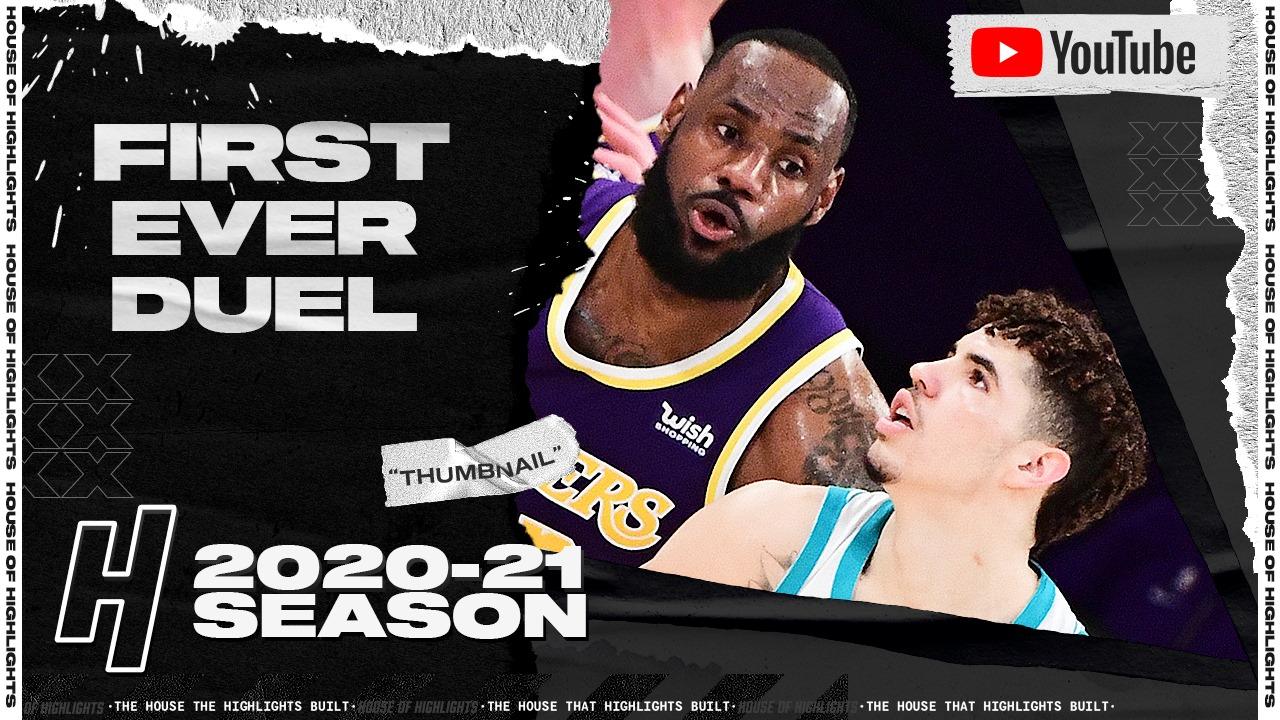 LeBron James 37pts vs LaMelo Ball 26pts | March 18, 2021 | 2020-21 NBA Season