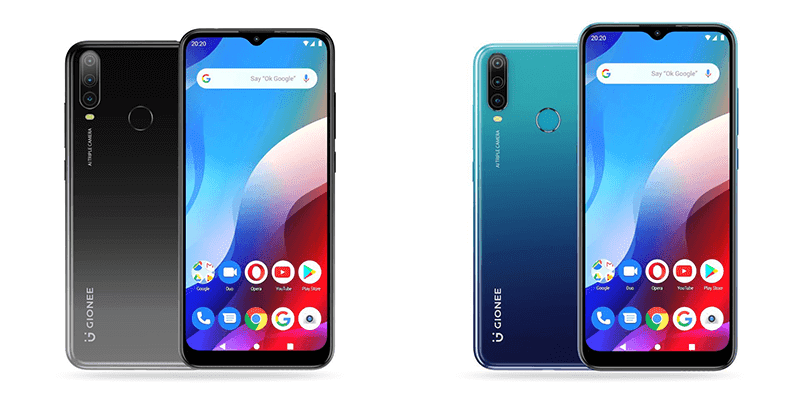 Gionee S12 Lite with MediaTek Helio A25 chip announced