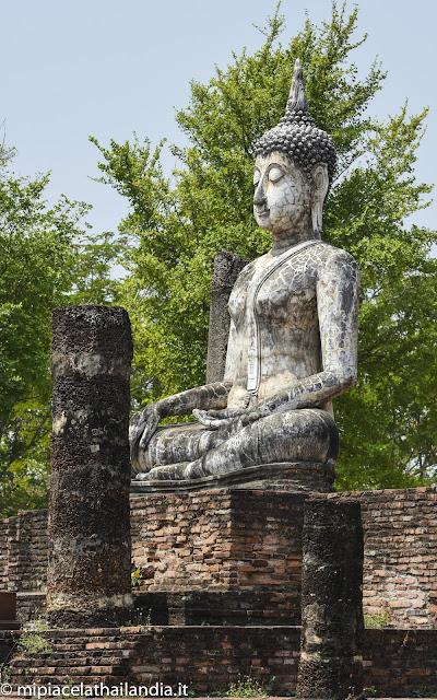 Sukhothai, Buddha from Wat Traphang Ngoen