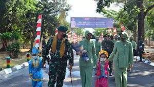 Danbrigif 17 Kostrad Kunjungi Markas Yonif Para Raider 330 Kostrad Di Cicalengka