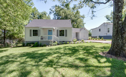 Just Listed for Sale in East Nashville!