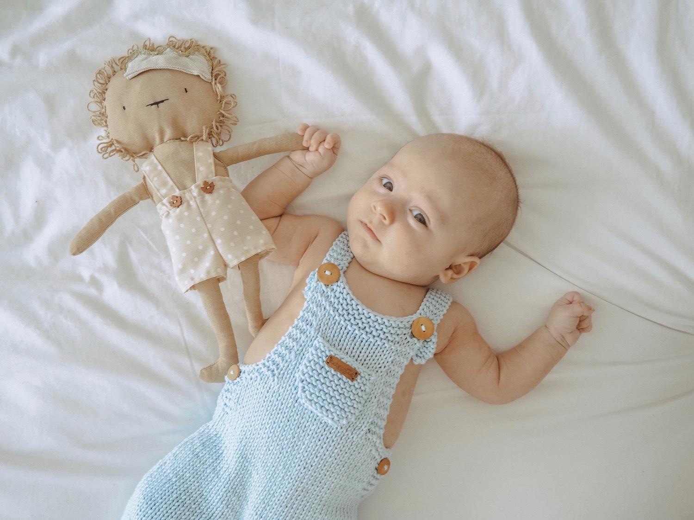 ropa bebé artesanal