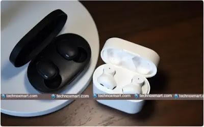 Redmi Earbuds S True Wireless Earphones Launched With The Price Of Rs.1,799 In India