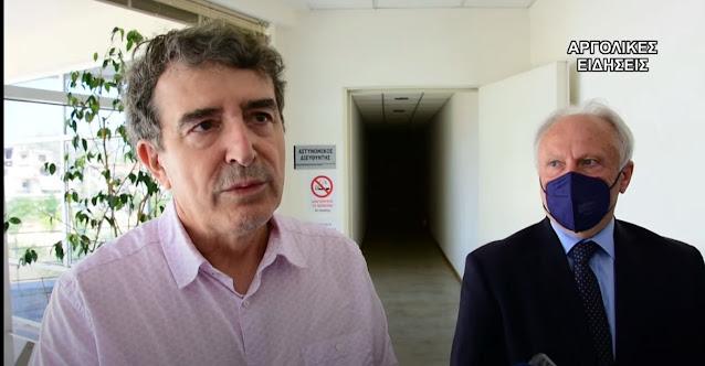 Χρυσοχοΐδης από το Ναύπλιο: Η ανοχή μας είναι μηδενική απέναντι στα φαινόμενα παραβατικότητας (βίντεο)