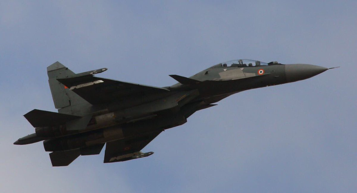 Military and Commercial Technology: HAL's Sukhoi Su-30