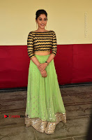 Actress Regina Candra Latest Pos in Green Long Skirt at Nakshatram Movie Teaser Launch  0109.JPG