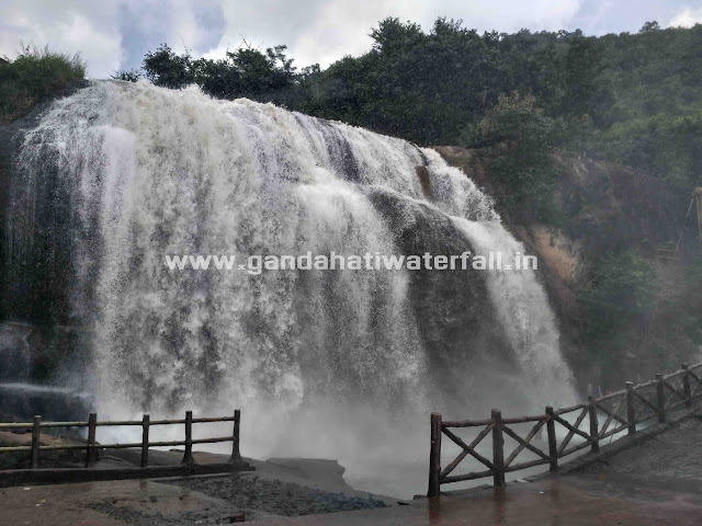 All about Gandahati waterfall | waterfalls