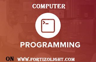 Guide To Computer Programming For Beginner - Part 2 by fortizolight. plug in to understand what is meant by programming and the basic steps.