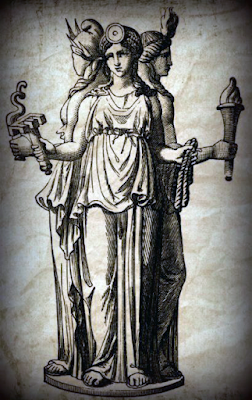 Hecate-mitologia--diosa-hechicera-bruja