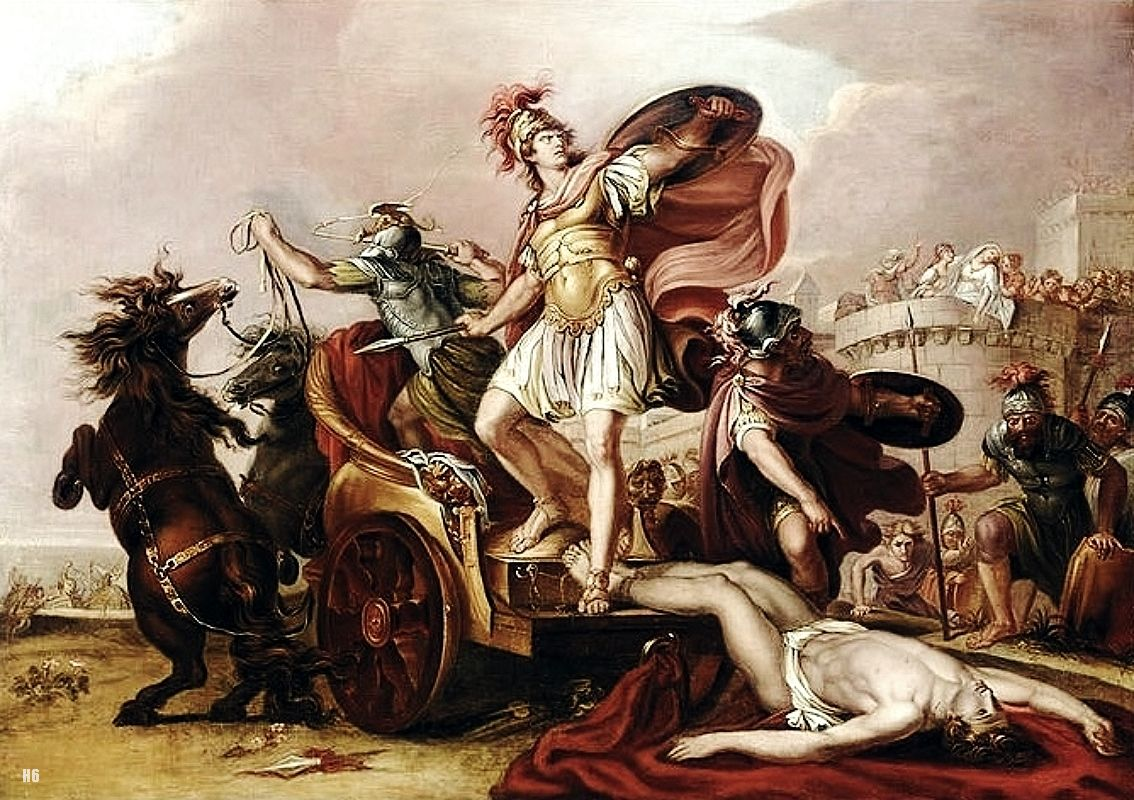 achilles as a hero Achilles is the quintessentially heroic subject of homer's iliad he was the greatest and fastest hero on the greek side during the trojan war.