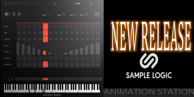 sample logic arp vst plugin animation station