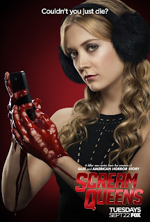 Scream Queens Serie Completa 1080p Dual Latino/Ingles