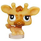 Littlest Pet Shop Teensies Giraffe (#T3) Pet