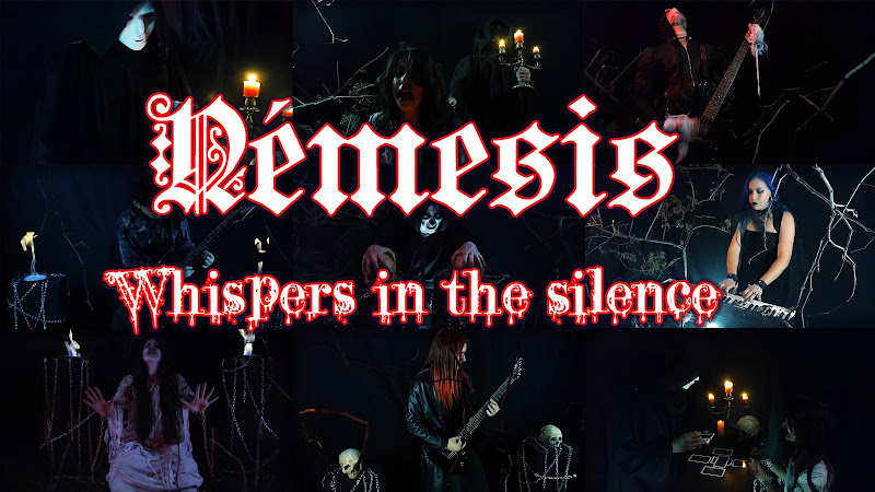 Némesis - ¨Whispers in the silence¨ - Videoclip. Portal Del Vídeo Clip Cubano