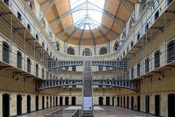Kilmanhaim Gaol, Dublin