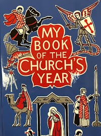 Teaching Kids the Roman Rite: My Book of the Church's Year