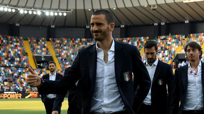 Bonucci to make shock switch from Juventus to Milan