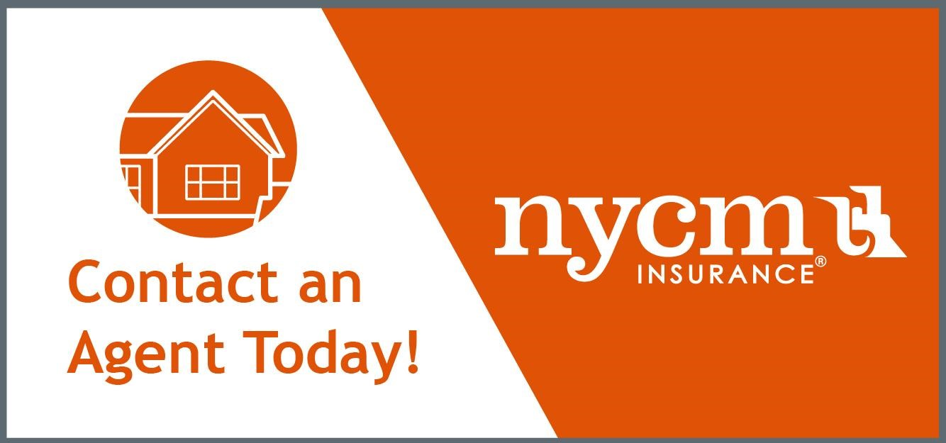 Button to find an NYCM Insurance agent
