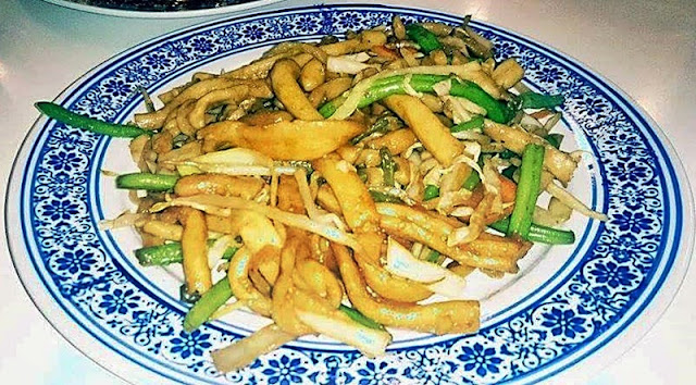Makaron z warzywami Rico's kitchen Made in china