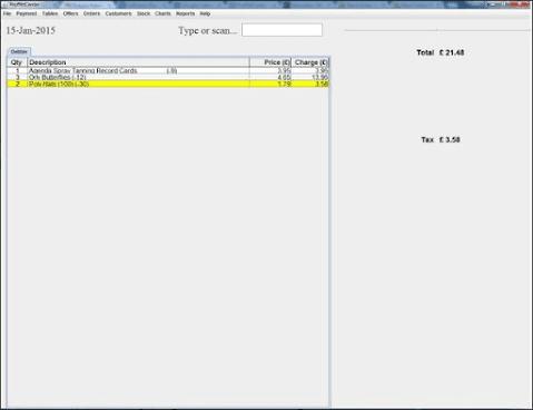Aplikasi kasir online gratis PC - 1